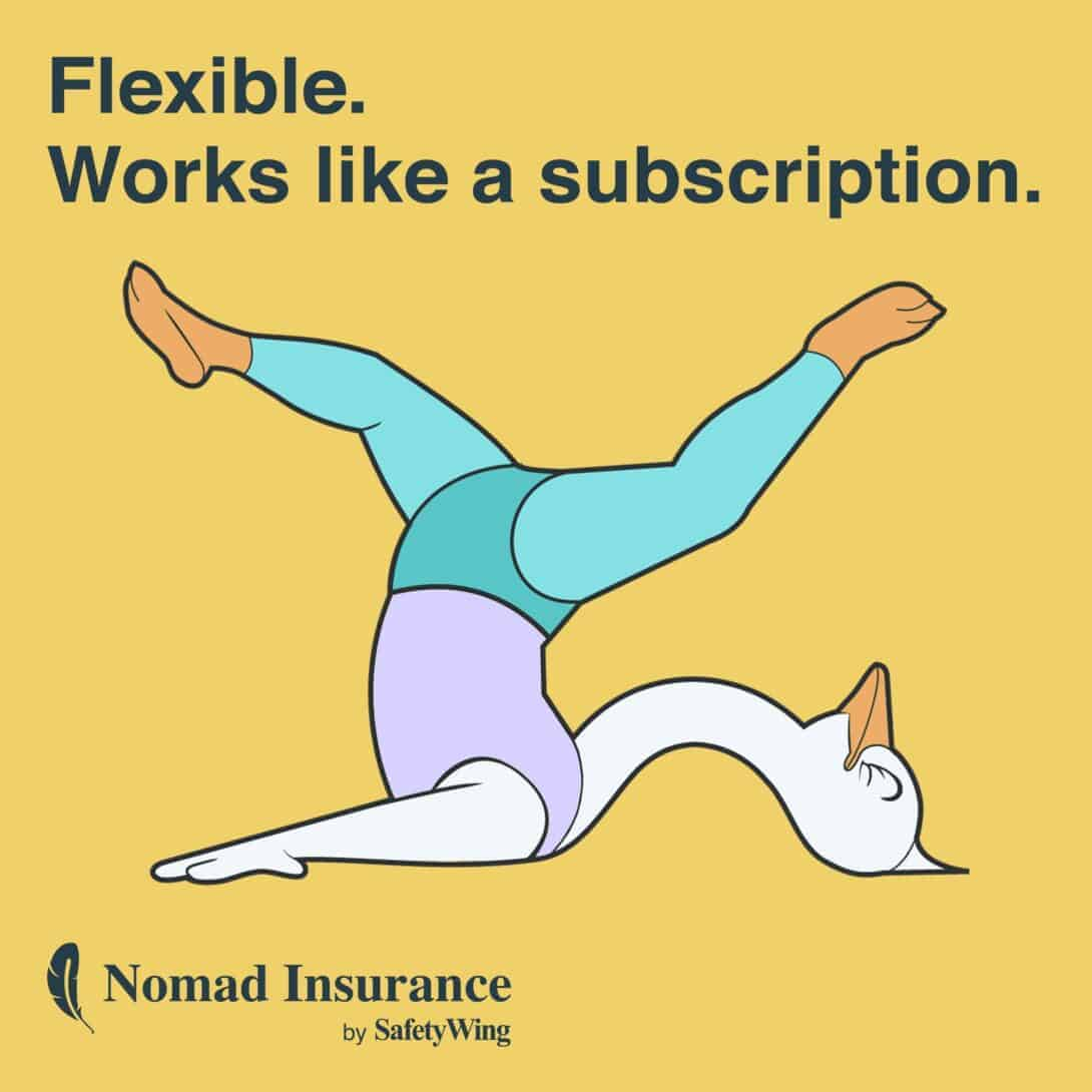 Flexible SafetyWing