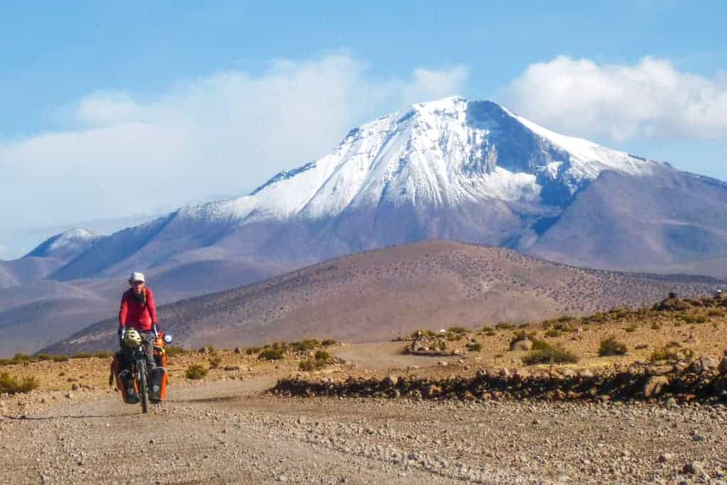 Cycling with Mountain