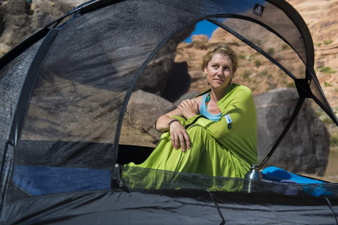 Sea to Summit Coolmax Liner with Insect Shield