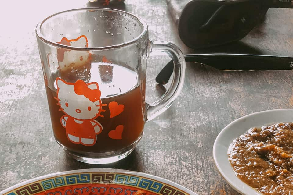Teh_Tea with ginger