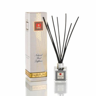 Pairfum Reed Diffuser Cube Classic Pure Blush Rose Amber