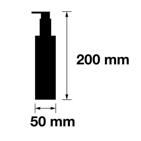 Pairfum Infographic Hand Lotion Wash Size 200 X 50 Mm