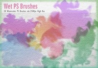 Mcbad Watercolor Free Brushes 271 Free Downloads