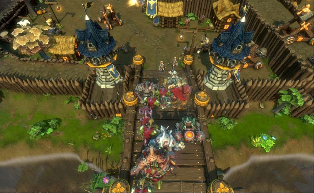 Dungeons 2: A Song of Sand and Fire