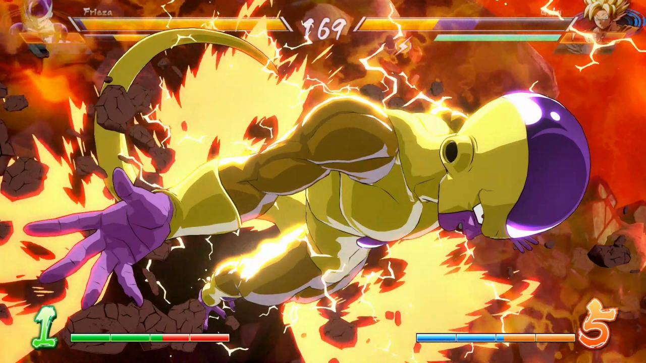 DRAGON BALL FighterZ: Ultimate Edition
