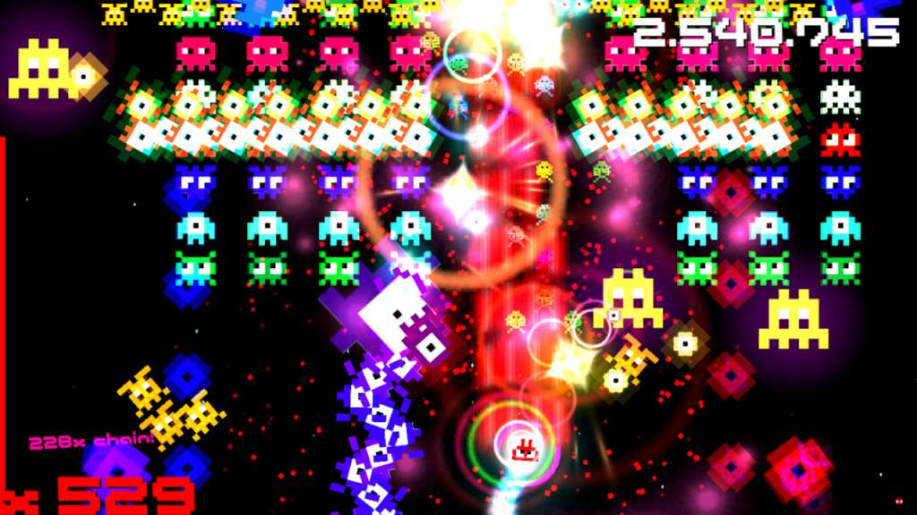 Hyperspace Invaders II: Pixel Edition