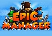 Epic Manager: Create Your Own Adventuring Agency