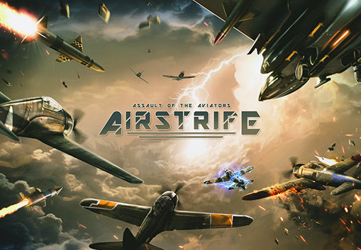 Airstrife: Assault of the Aviators (PC) Steam Key GLOBAL