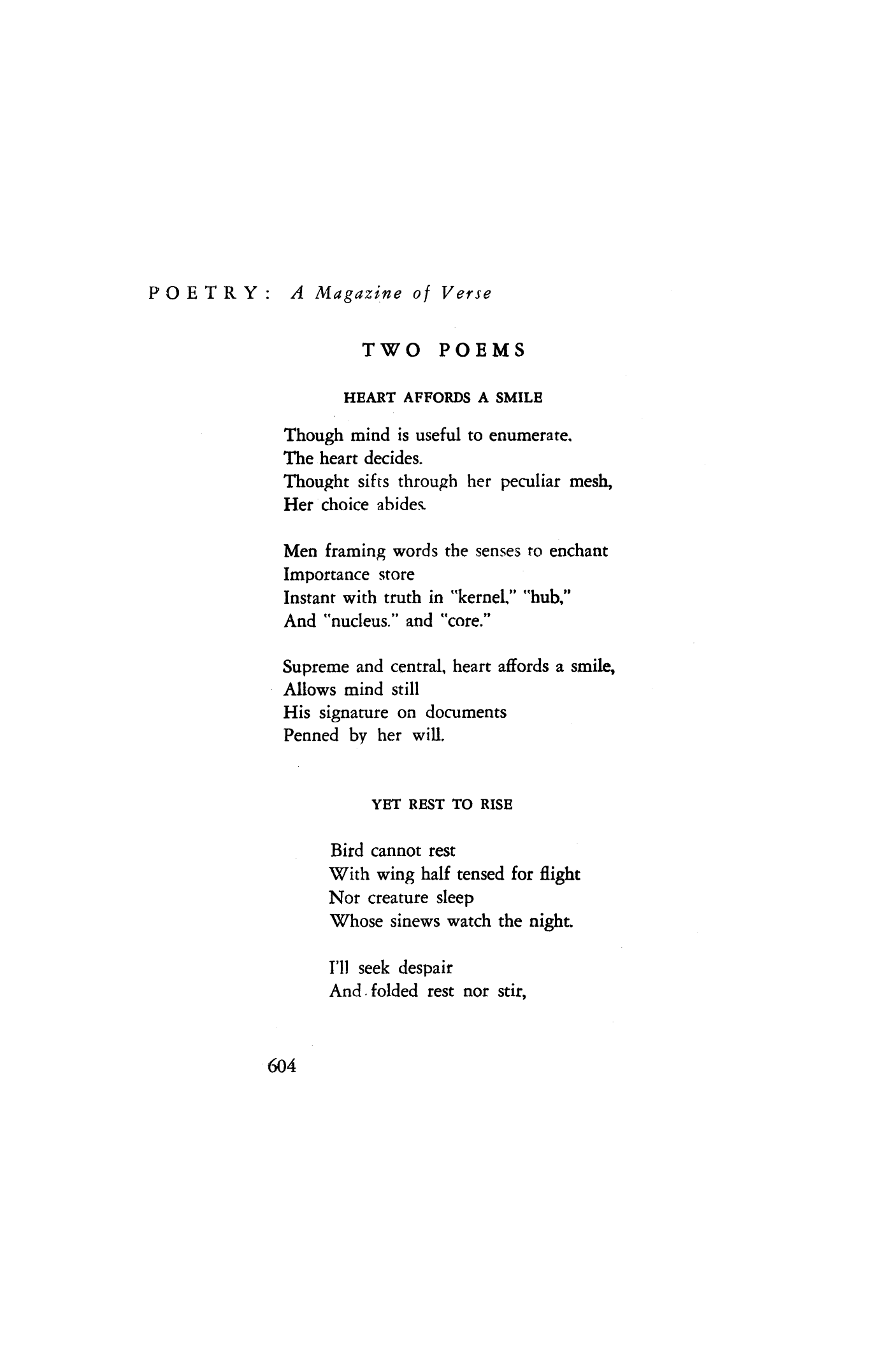 Poems About Smile 6
