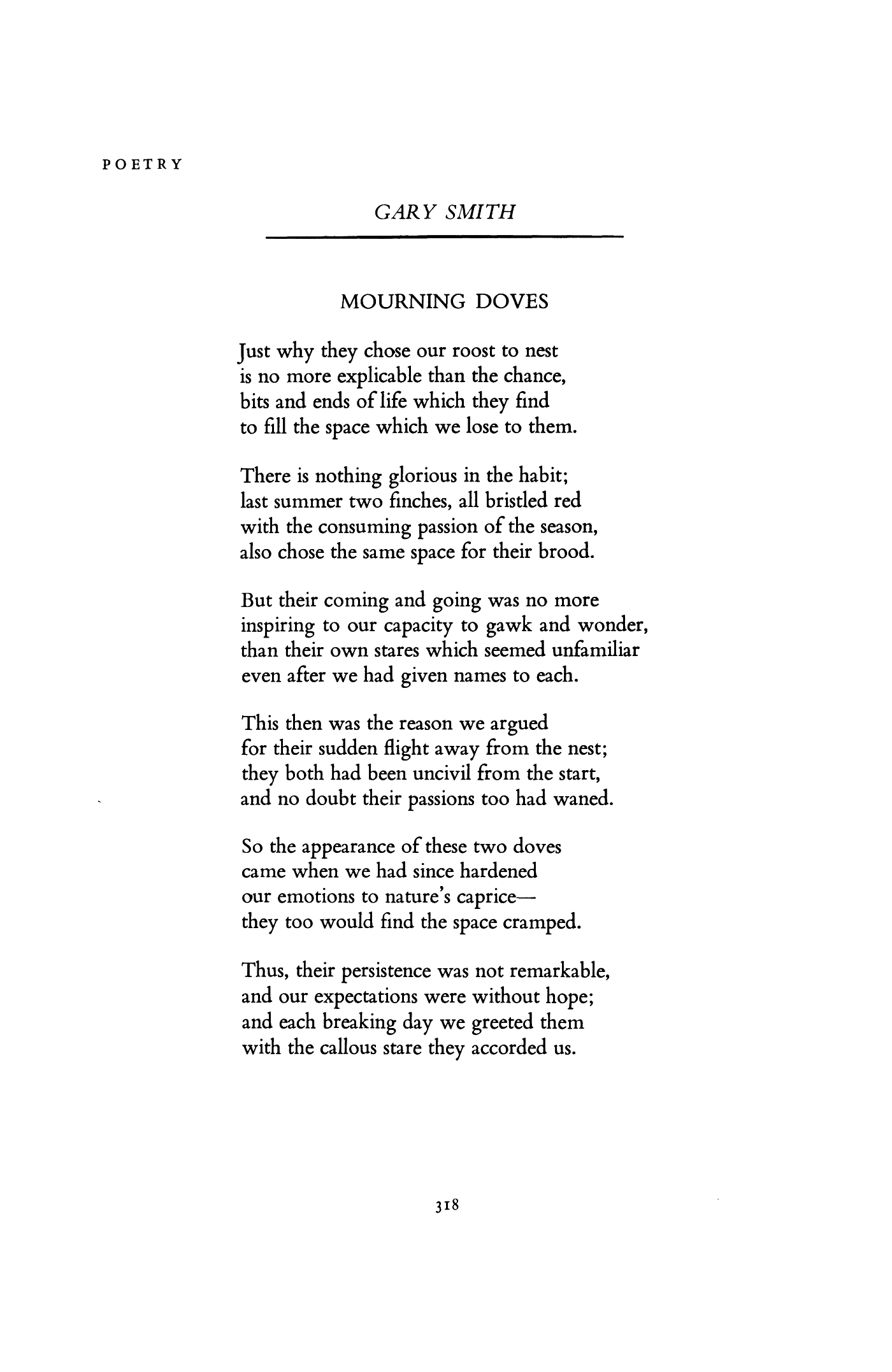 Poems About Passions 1