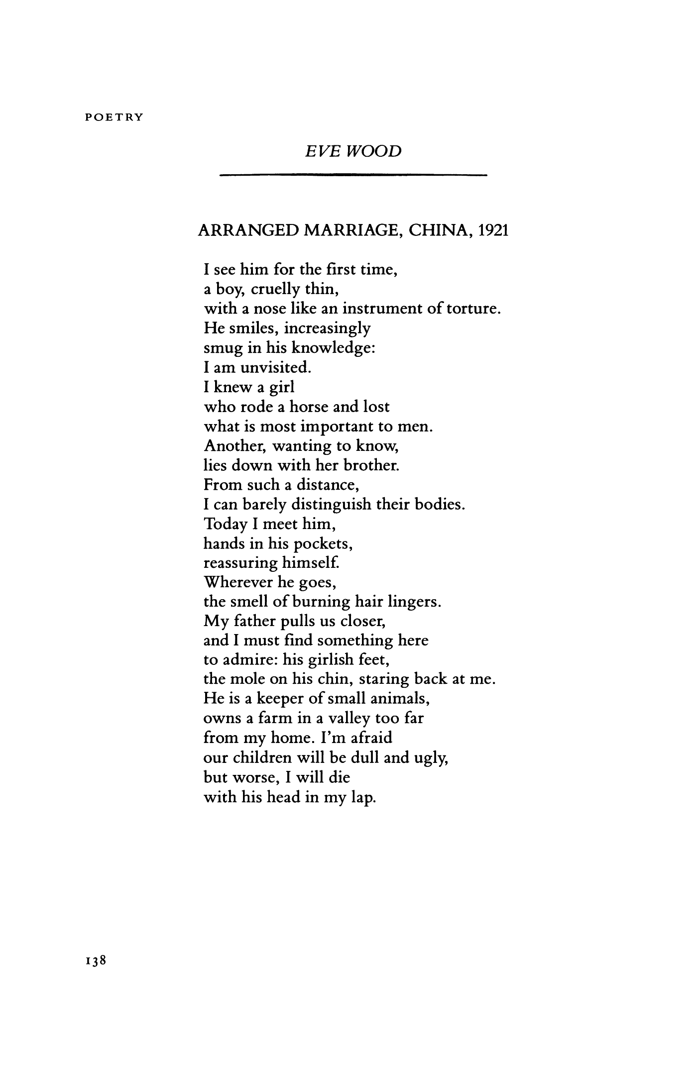 Poems About Marriage 6