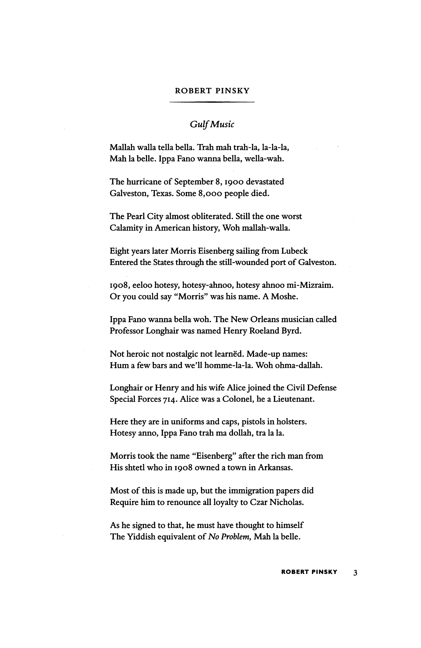 Poems About Immigration 1