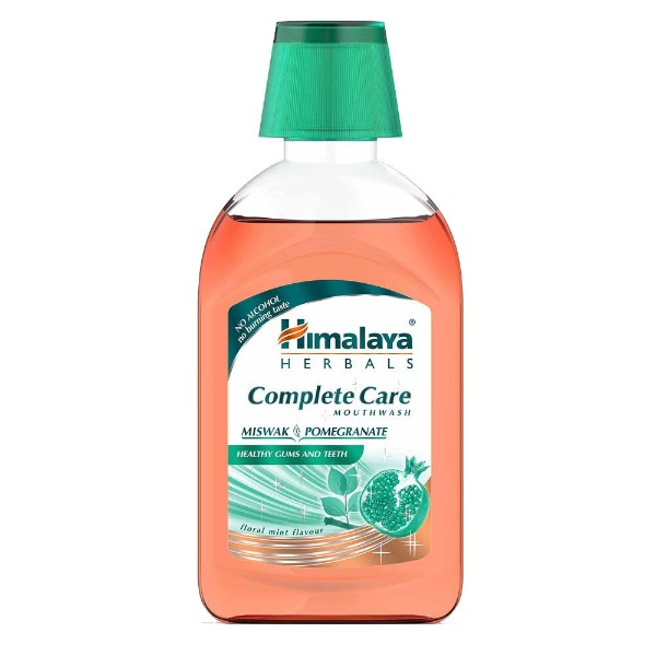 Himalaya Complete Care Mouth Wash , 215 ml
