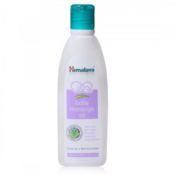 Himalaya Baby Massage Oil ,100 ml