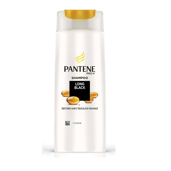 Pantene Pro-V Shampoo Long Black , 72 ml
