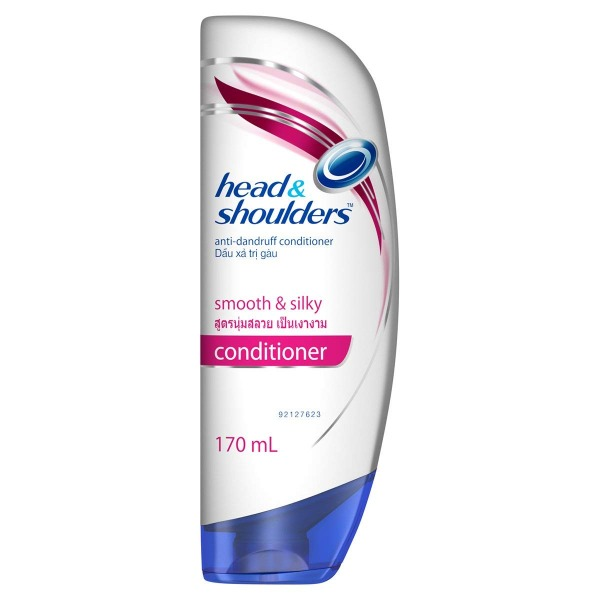 Head & Shoulders anti-dandruff conditioner Smooth & Silky , 170 ml