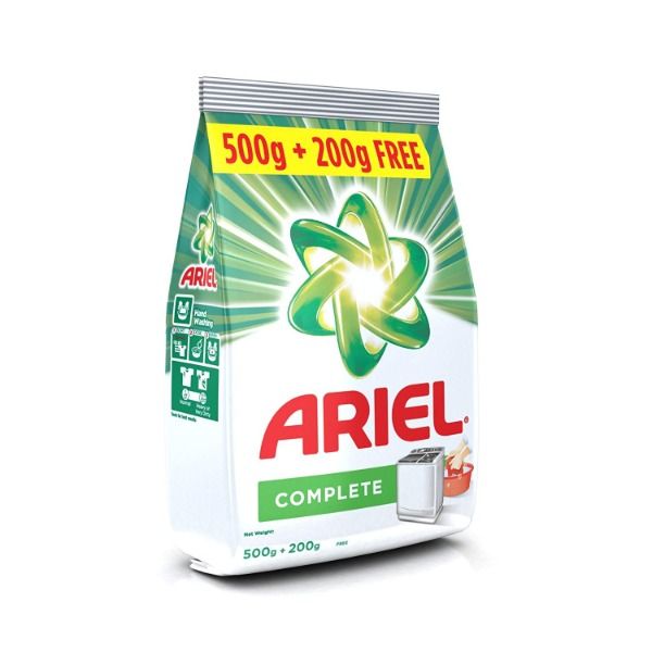 Ariel Complete Washing Powder, 1 kg + 500 g FREE