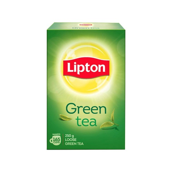 Lipton Green Tea ( Loose ) 250 gms , 1 Box