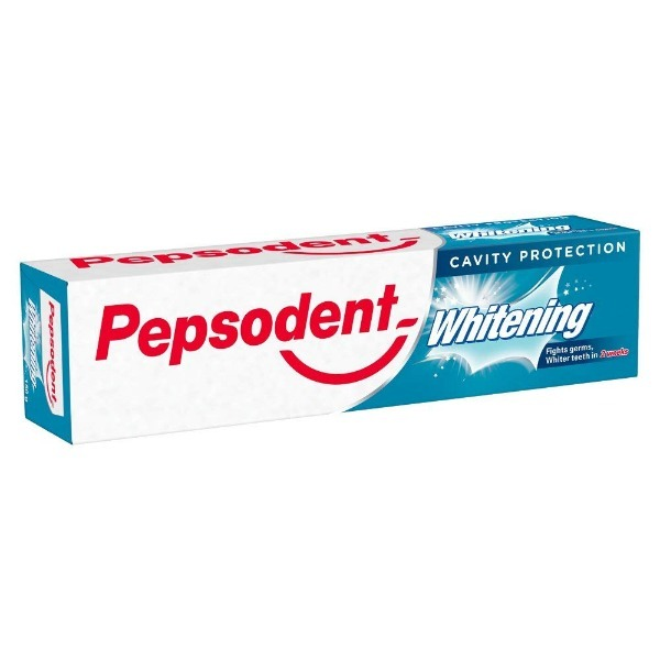 Pepsodent Whitening Cavity Protection Toothpaste, 80 g