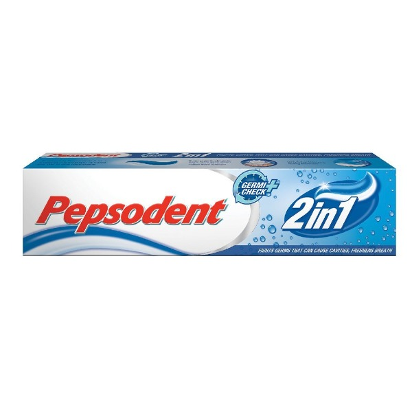 Pepsodent 2 in 1 Cavity Protection Toothpaste, 80 g