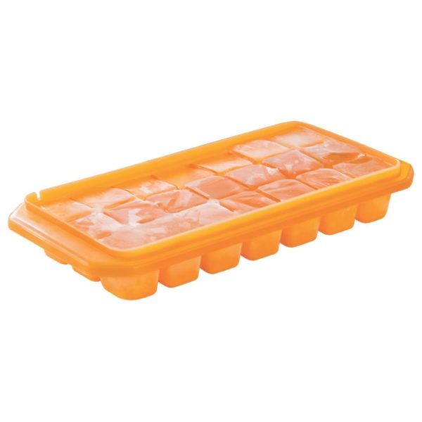 Chill Ice Tray With Lid, 2 Pcs Set