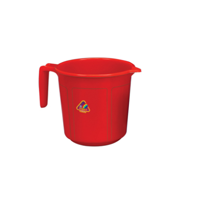 Virgin plastic Bath Mug - 1.5 ltr