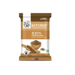 Kitchen Treasures Cumin Powder , 100 gm