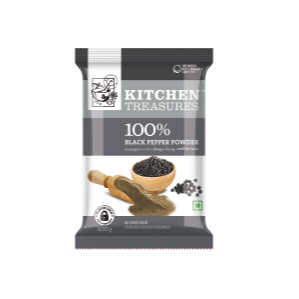 Kitchen Treasures Black Pepper Powder