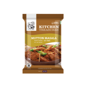 Kitchen Treasures Mutton Masala , 100 gm