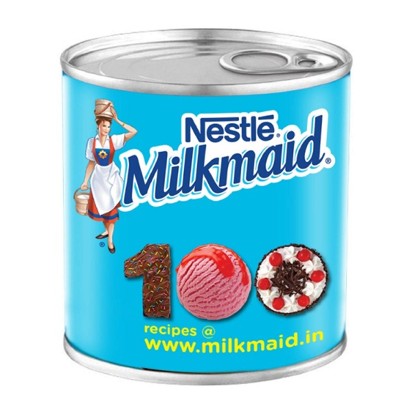Nestle Milkmaid Condensed Milk , 400 gms Tin