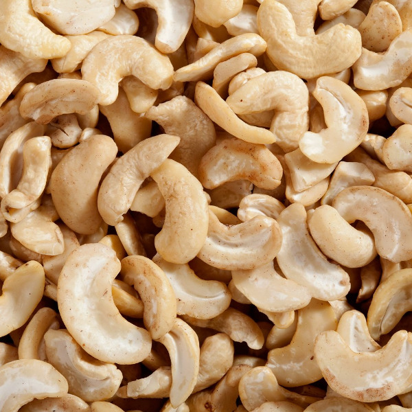 Raw Cashew Nuts Split