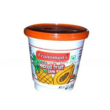 Fruitomans Mixed Fruit Jam