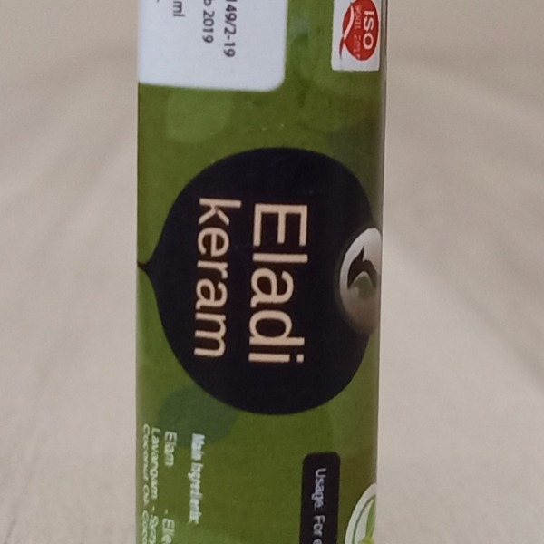 Eladi Keram Skin Care Oil
