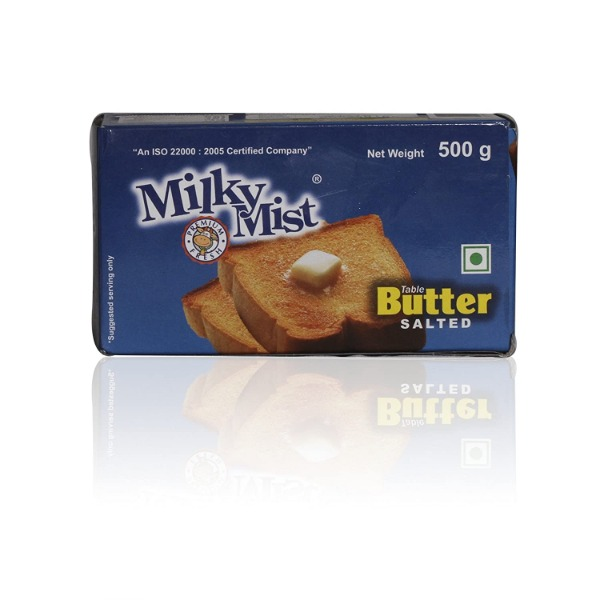 Milky Mist Cooking Pasteurised salted Butter (100 g)