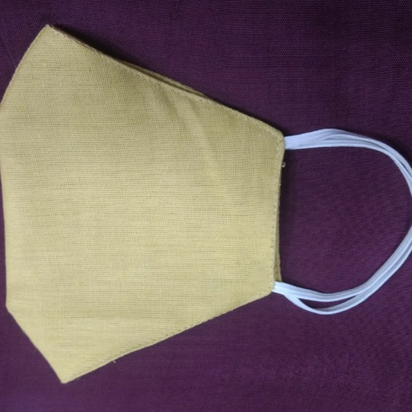 Washable Reusable Cloth Face Mask [Assorted Colours] by Sanskruti
