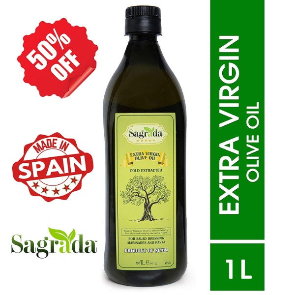 Premium Spanish Extra Virgin Olive Oil | First-Cold Extracted