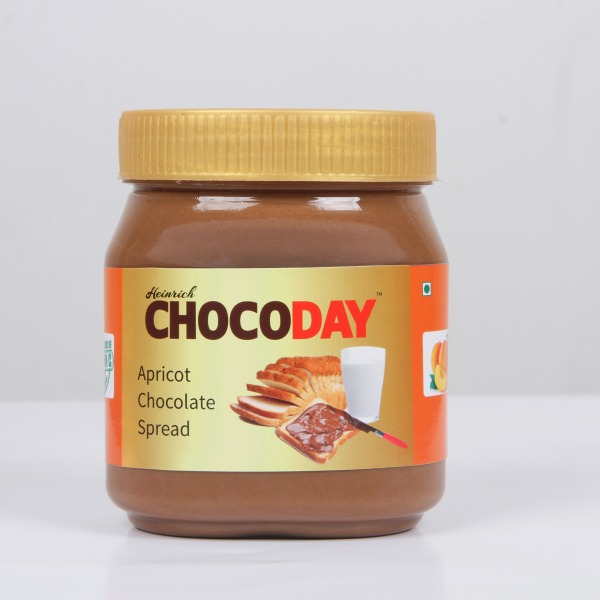 Heinrich CHOCODAY- Apricot Chocolate Spread  (50% OFF )