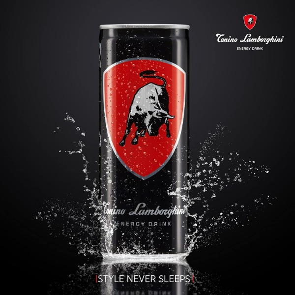 Tonino Lamborghini Energy drink 250 ml