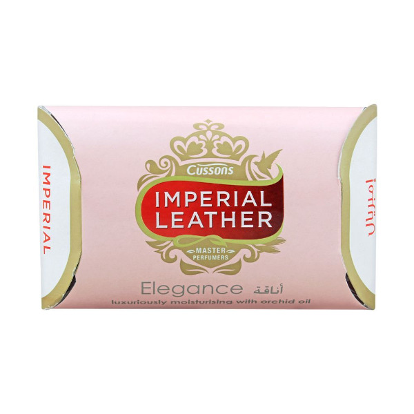 Cussons Imperial Leather Elegance Luxury soap with Orchid Oil