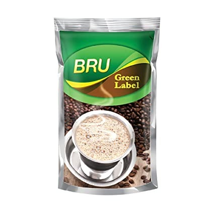 Bru Green Label Coffee Powder, 100 gm