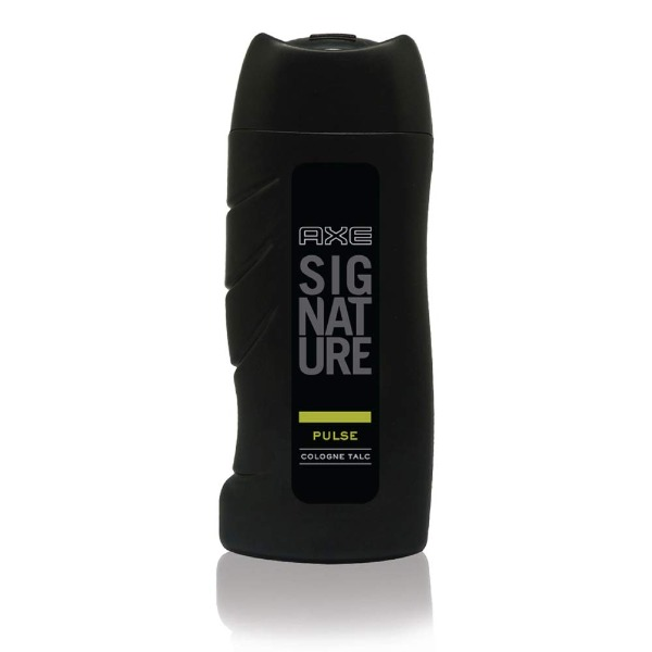 Axe Signature pulse cologne talc (100 gm)