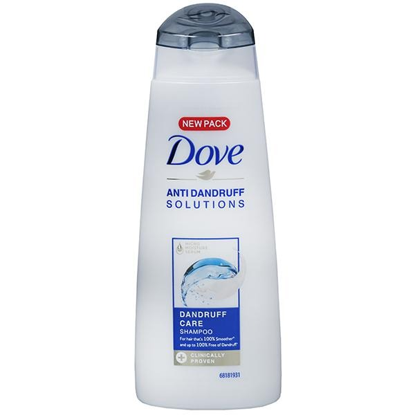 Dove Anti Dandruff solutions shampoo 80 ml