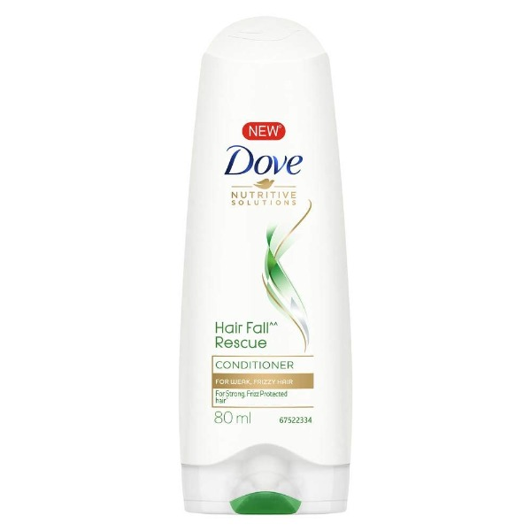 Dove Hair Fall Rescue conditioner for weak,frizzy hair 80 ml