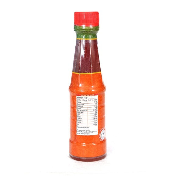 Fruitomans Tomato Chilli Sauce 200 gm