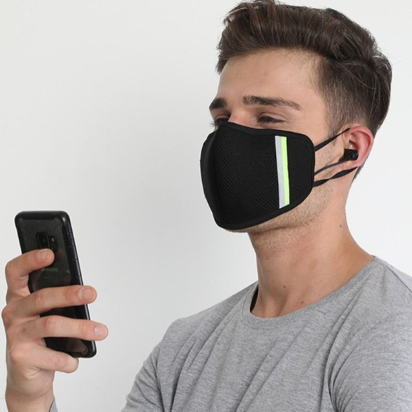 North Republic Care Beats Reusable Outdoor Protection Face Mask WITH BLUETOOTH