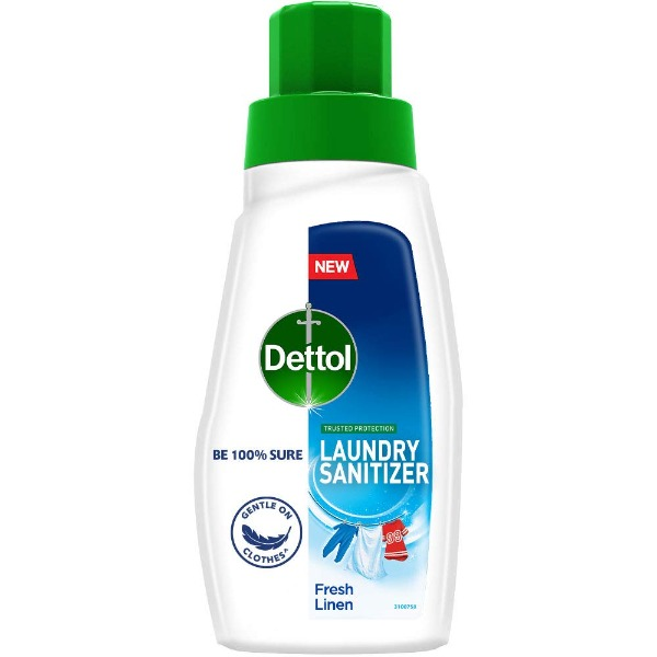 Dettol  Laundry Sanitizer Fresh Linen  ,  480ml
