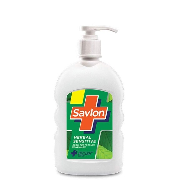 Savlon Herbal Sensitive Handwash - 200 ml