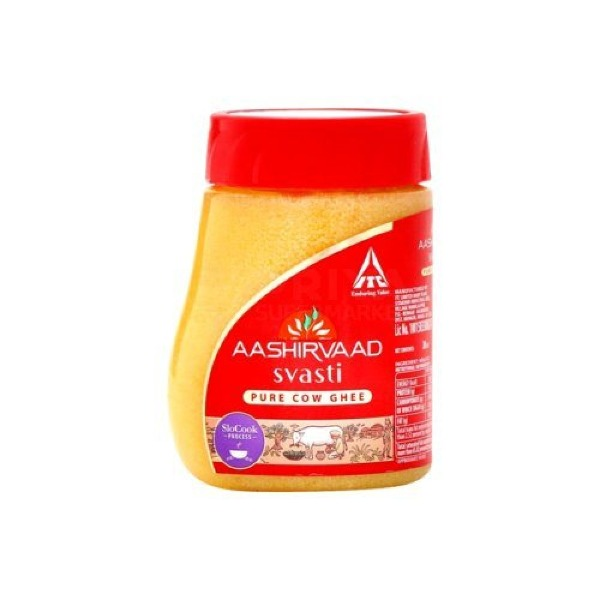 Aashirvaad Svasti Pure Cow Ghee , 100 ml