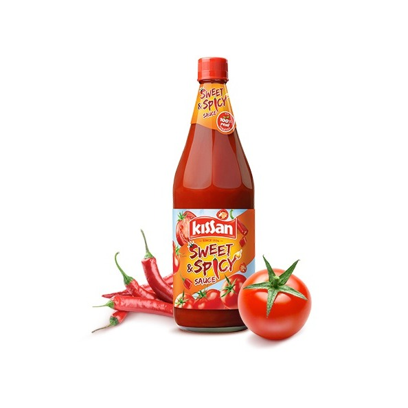 Kissan Sweet & Spicy Sauce , 200 gm