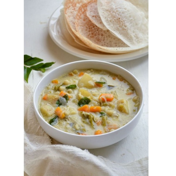 Appam & Vegetable Curry  Kit